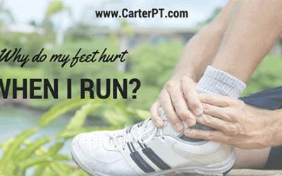 Why do I have foot pain when I run?